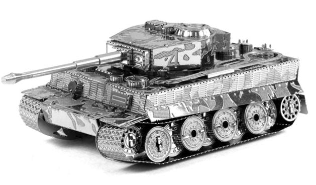 Metal Earth 570203 Tiger I Tank
