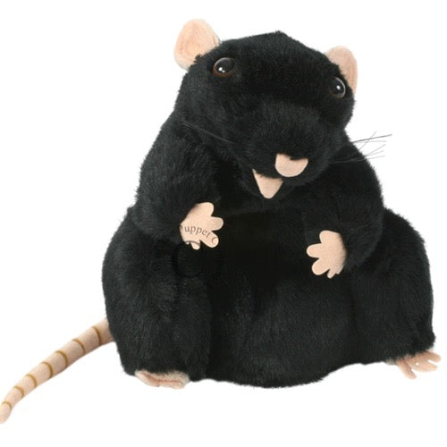 The Puppet Company PC4020 handpop European Wildlife rat zwart
