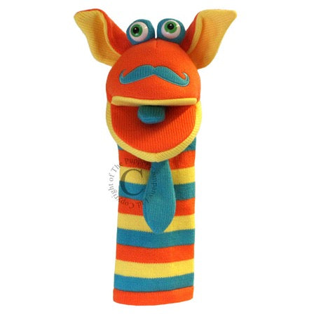 The Puppet Company PC7011 handpop sokpop Mango