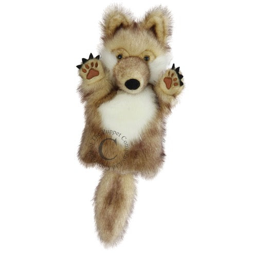The Puppet Company PC8029 CarPets handpop wolf