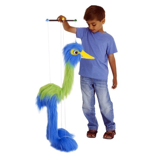 The Puppet Company PC9403 marionet Blue bird