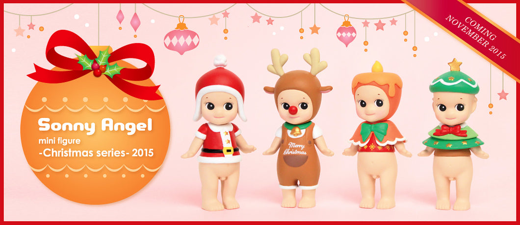 *Sonny Angel Limited Edition Kerstmis