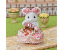 Afbeelding in Gallery-weergave laden, Sylvanian Families Fashion speelset Marshmallow Muis - 5540