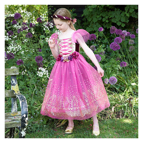 Travis Designs PRPL3 Plum Princess - maat 3-5 jaar