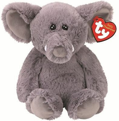 TY Attic Treasures Pluche Olifant Ella 20cm