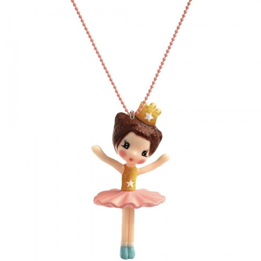 Djeco Lovely Charms Ketting Ballerina - 3800
