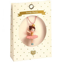 Afbeelding in Gallery-weergave laden, Djeco Lovely Charms Ketting Ballerina - 3800