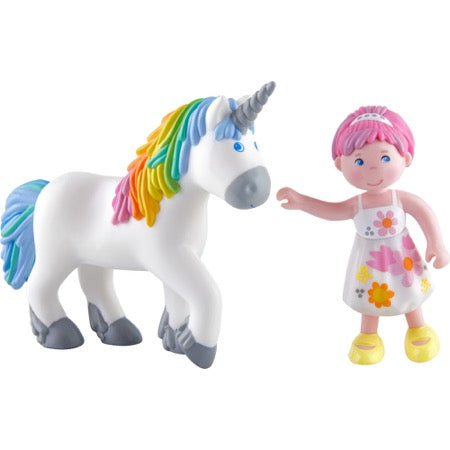 Haba Little Friends Amira en Eenhoorn Ruby - 305640