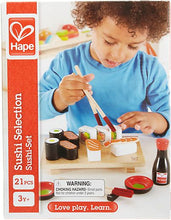Afbeelding in Gallery-weergave laden, Hape E3130 Sushi Selection