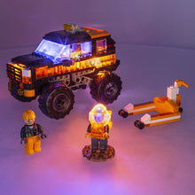 Afbeelding in Gallery-weergave laden, Laser Pegs Monster Rally Wrecker (compatibel met LEGO)