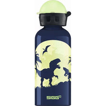 Afbeelding in Gallery-weergave laden, Sigg 8543.00 drinkfles 0,4L Glow Moon Dinos (glow in the dark)