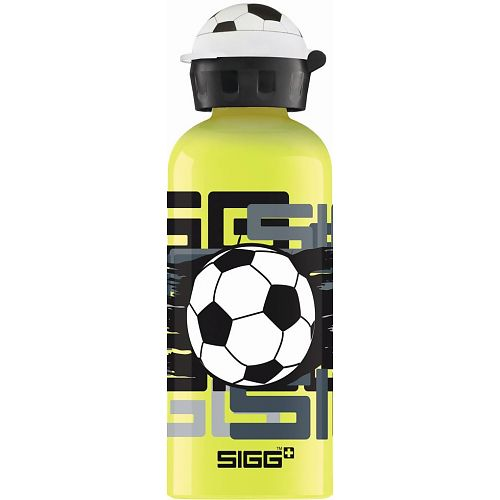 Sigg 8545.00 drinkfles 0,6L Amazing Football - Voetbal
