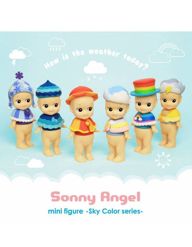 Sonny Angel Sky Color series - limited edition weather weer