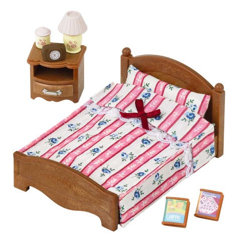 Sylvanian Families 5019 semi double bed - tweepersoonsbed (2934)