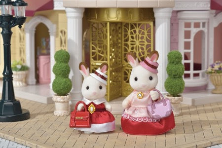 Sylvanian Families Town Series Dress up duo set - 6001