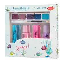 Afbeelding in Gallery-weergave laden, Souza for Kids 105118 make-up set Zeemeermin