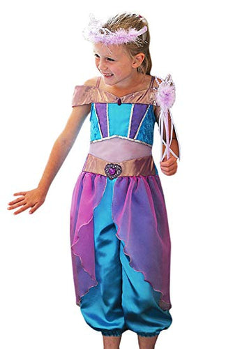 Travis Designs AD6 Arabian Dancer buikdanseres, maat 6-8 jaar