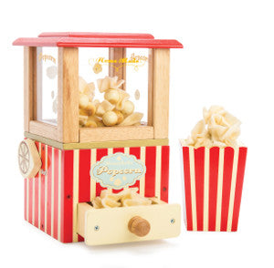 Le Toy Van TV318 houten popcornmachine