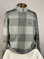 Load image into Gallery viewer, FootJoy EP Jacket Grey Long Sleeve Sweater