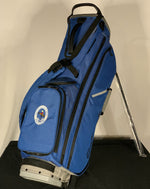 Load image into Gallery viewer, TaylorMade FlexTech Crossover Stand Bag with Bethpage Black Course logo