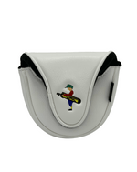 Load image into Gallery viewer, Warning Sign Mallot Headcover
