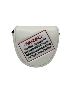 Warning Sign Mallot Headcover