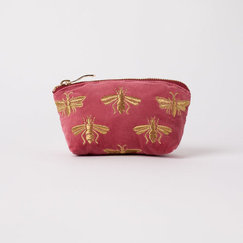 Dusky Pink coin purse