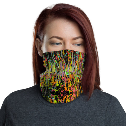 Limited Edition print Neck Gaiter | Chaos