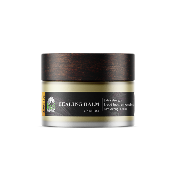 Koi Naturals Hemp Extract CBD Balm - Full Size (1000mg)