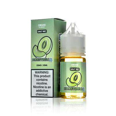 ORGNX Salt Nic Vape Juice - Honeydew Ice