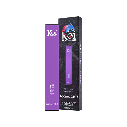 Koi CBD Disposable Vape Pen - Tropical Popsicle