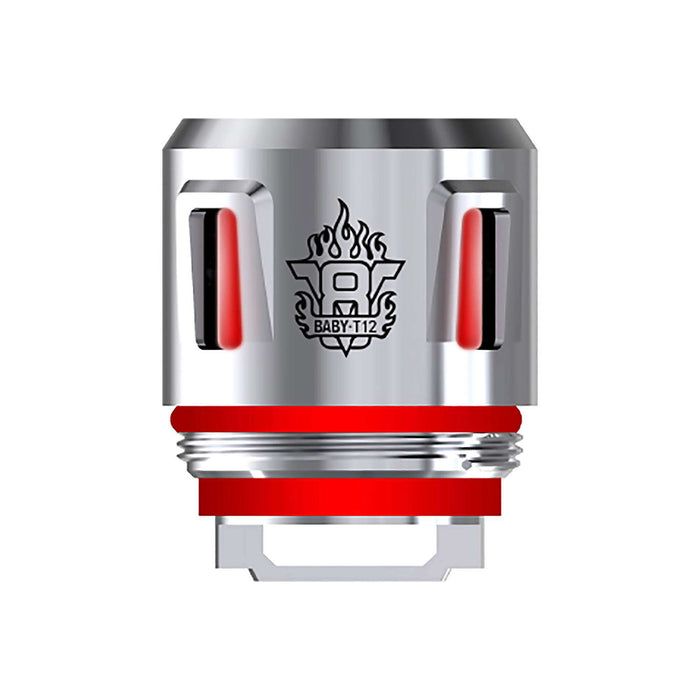 Smok V8 Baby T12 0.15 Ohm Red Light Coils (Pack of 5)