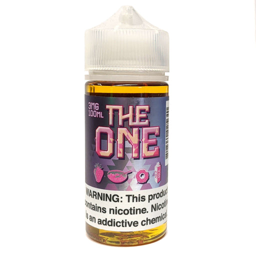 Beard Vape Co. The One Vape Juice - Frosted Donut Cereal Dipped in Strawberry Milk