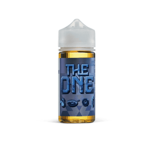 Beard Vape Co. The One Vape Juice - Frosted Donut Cereal Dipped In Blueberry Milk