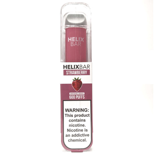 Helixbar Disposable Vape Bars - Strawberry