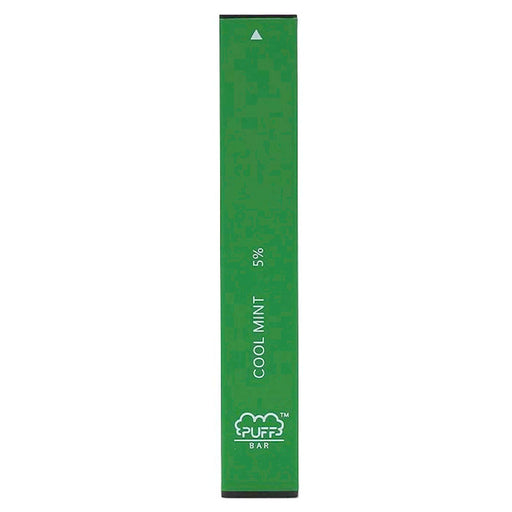 Puff Bar Disposable Vape Bars - Cool Mint