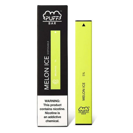 Puff Bar Disposable Vape Bars - Melon Ice