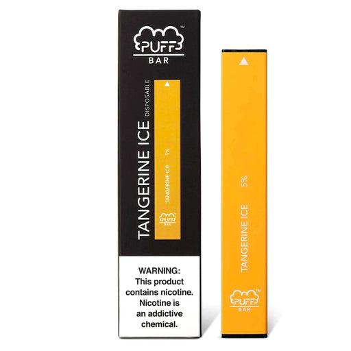 Puff Bar Disposable Vape Bars - Tangerine Ice