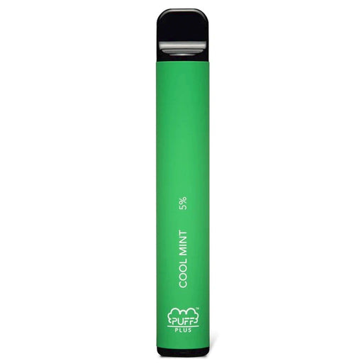 Puff Plus Disposable Vape Bars - Cool Mint