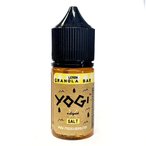 Yogi Salt Nic Vape Juice Lemon Granola Bar