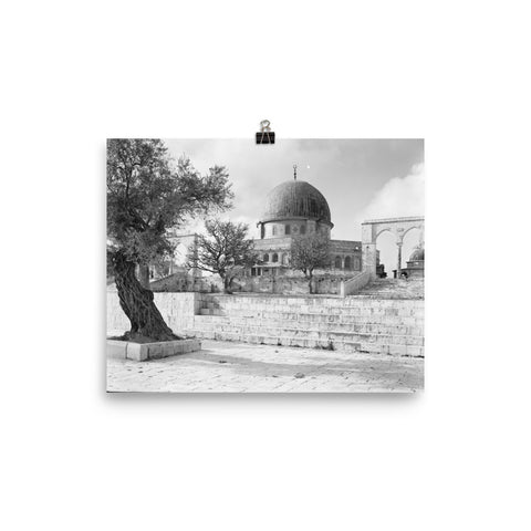 Jerusalem | Temple Mount (1898)
