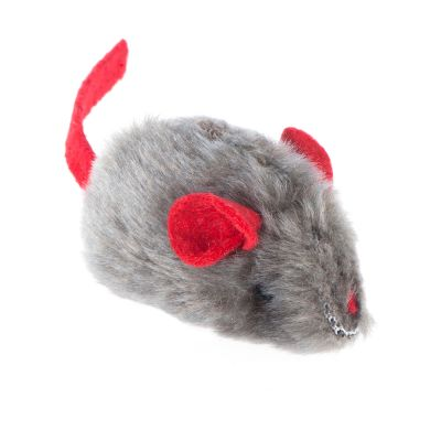 Sharples Squeaky Mouse With Catnip