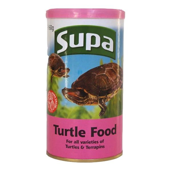 Supa Turtle Food 60g