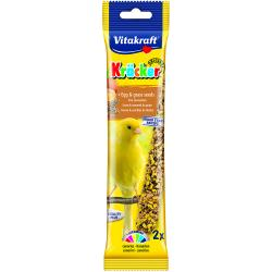 Vitakraft Egg Sticks 2pk- Canary