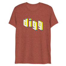 Load image into Gallery viewer, Digg Perspective T-shirt