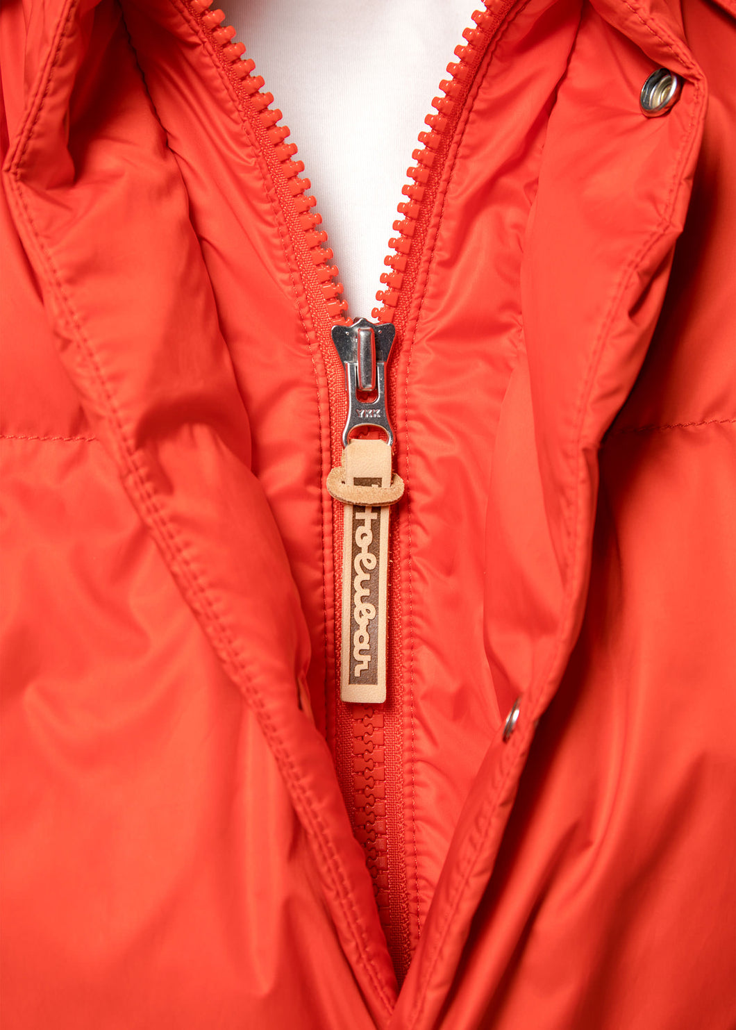 MUSTANG JACKET - AW20 - BRIGHT RED