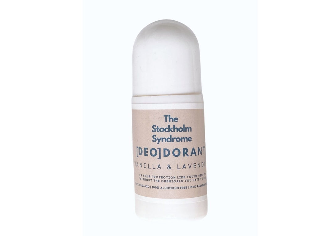 THE STOCKHOLM SYNDROME DEODORANT