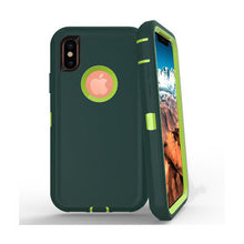 Load image into Gallery viewer, iPhone XS Max Heavy Duty Defender Case