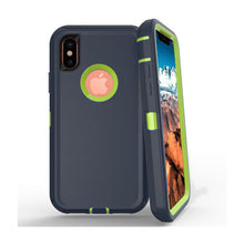 Load image into Gallery viewer, iPhone X/XS Heavy Duty Defender Case
