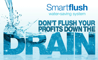 Don't flush your profits down the drain